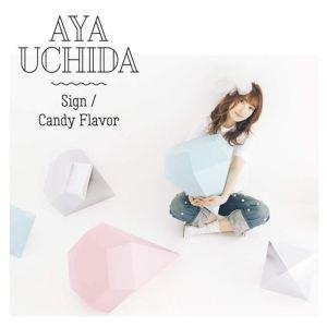"[Single] Aya Uchida – Sign/Candy Flavor [MP3/320K/ZIP][2019.03.06] ~ ""Gotoubun no Hanayome"" Ending Theme"