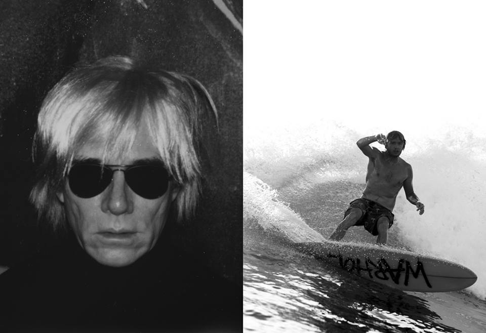 BILLABONG Warhol