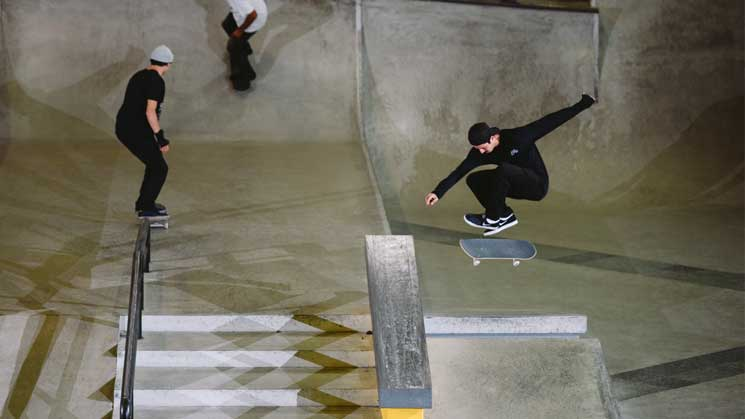 NIKE SB BERLIN OPEN SKATEBOARD-CONTEST