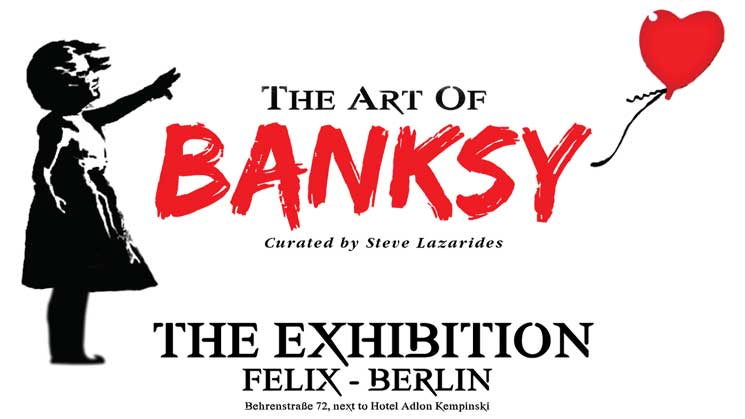 THE ART OF BANKSY – AUSSTELLUNG