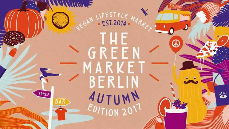 GREEN MARKET BERLIN AUTUMN EDITION 2017
