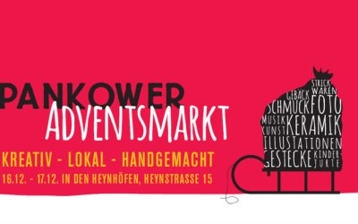 PANKOWER ADVENTSMARKT 2017