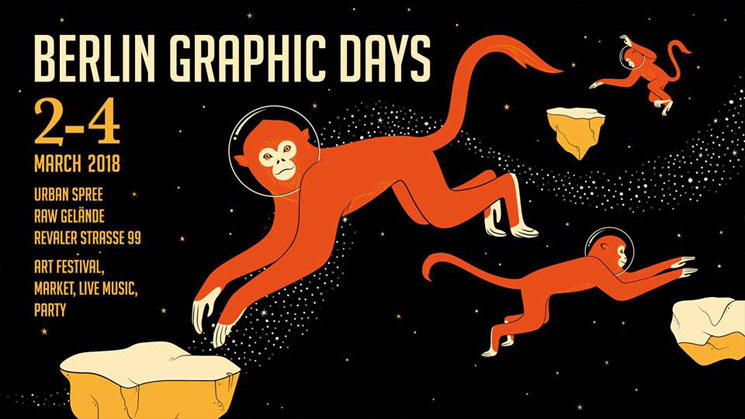 BERLIN GRAPHIC DAYS #11