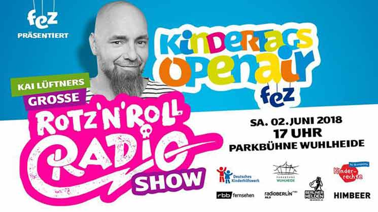 KINDERTAGS OPEN-AIR IM FEZ