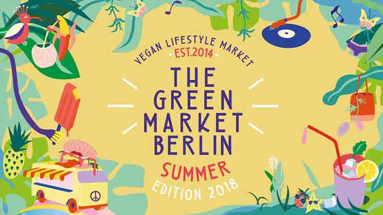 THE GREEN MARKET SUMMER EDITION 2018