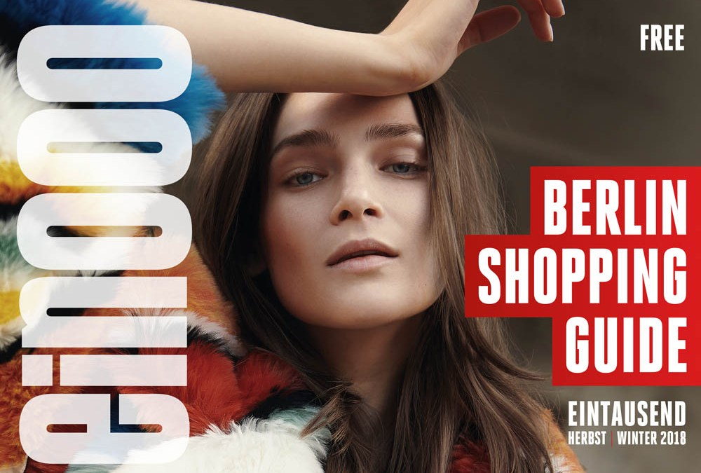 ein000 – 40. Ausgabe des Shopping Guide Herbst/Winter 2018 – Out Now!