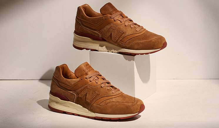 RED WING X NEW BALANCE
