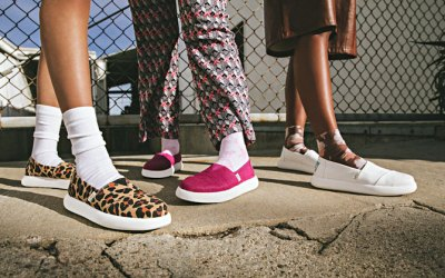 TOMS LAUNCHES MALLOW™