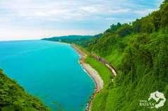 باتومي-شاطئ-جورجيا