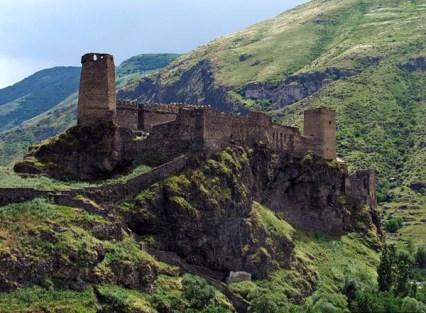 قلعة خيرتفيزي