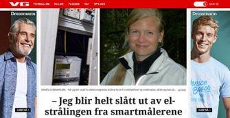Hannisdal-Innlegg fjernet av VG