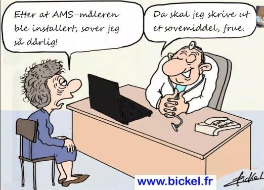 AMS - sovemiddel