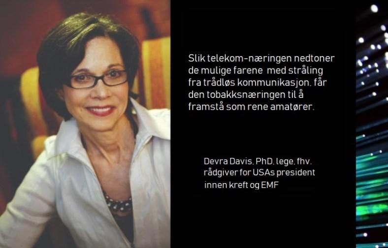 Devra-Davis-Telekom-får-tobakksbransjen...-amatører