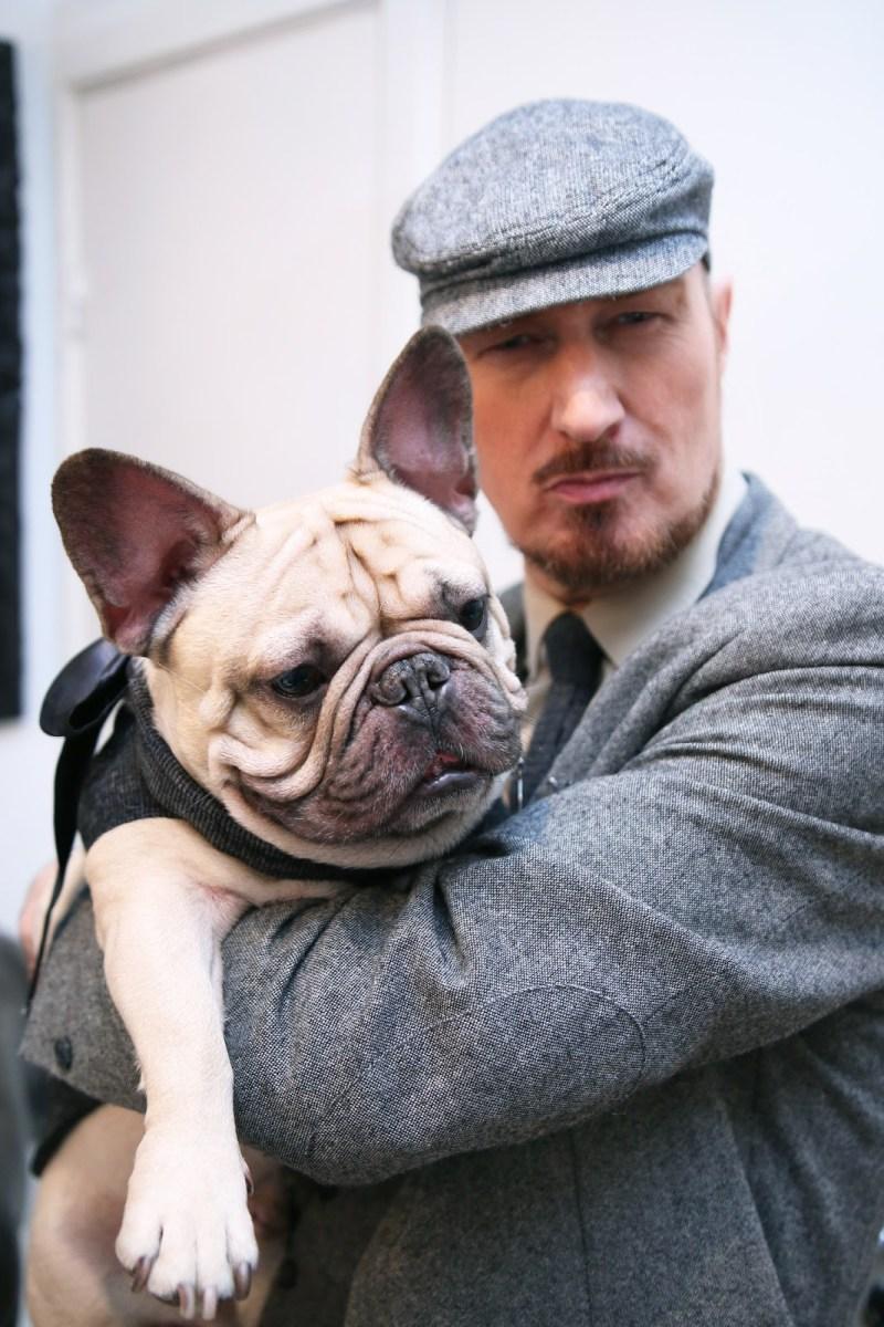 Einar + Baron von Bulldog = sant!