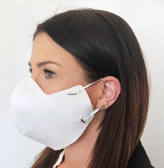 Community-Maske von Firma Kayser aus Einbeck. Foto: Kayser Filtertech GmbH