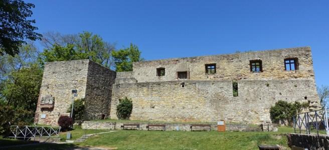 Heldenburg Salzderhelden. Foto: Frank Bertram