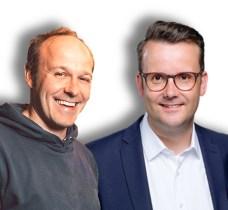 Alexander Pohl (l.) und Christian Grascha. Foto/Montage: FDP/Spieker
