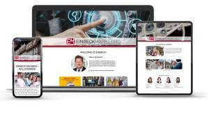 Neue Website. (c) Einbeck Marketing GmbH