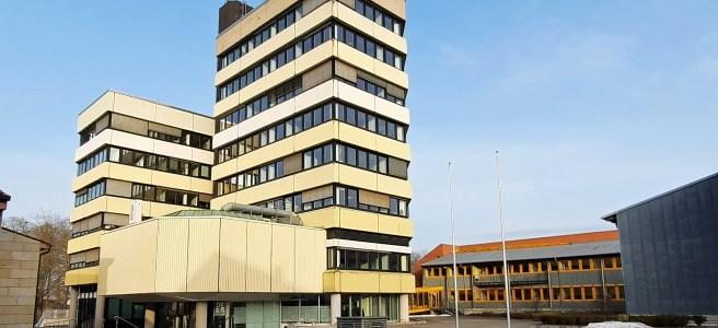 Kreishaus in Northeim. Archivfoto/Symbolbild: Frank Bertram