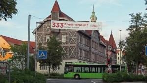 Neues Rathaus in Einbeck. Archivfoto
