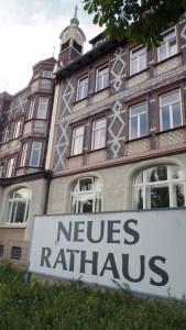 Kauf-Entscheidung gefallen? Neues Rathaus in Einbeck.