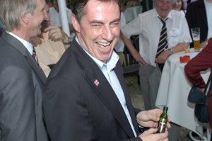 Gilt als glänzender Rhetoriker: David McAllister. Archivfoto 2012