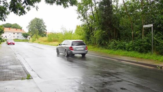 Favoriten-Standort Walkemühlenweg im Süden von Einbeck.