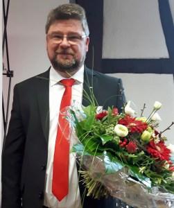 Er ist der SPD-Kandidat: Marcus Seidel aus Einbeck.