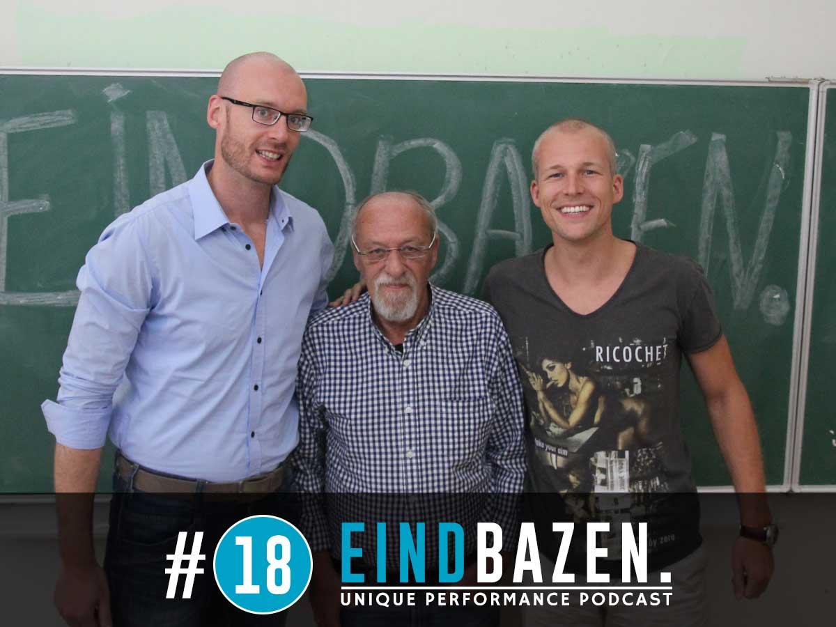 Eindbazen-podcast-18-john-de-vos-homo-erectus-recht-opstaande-mens