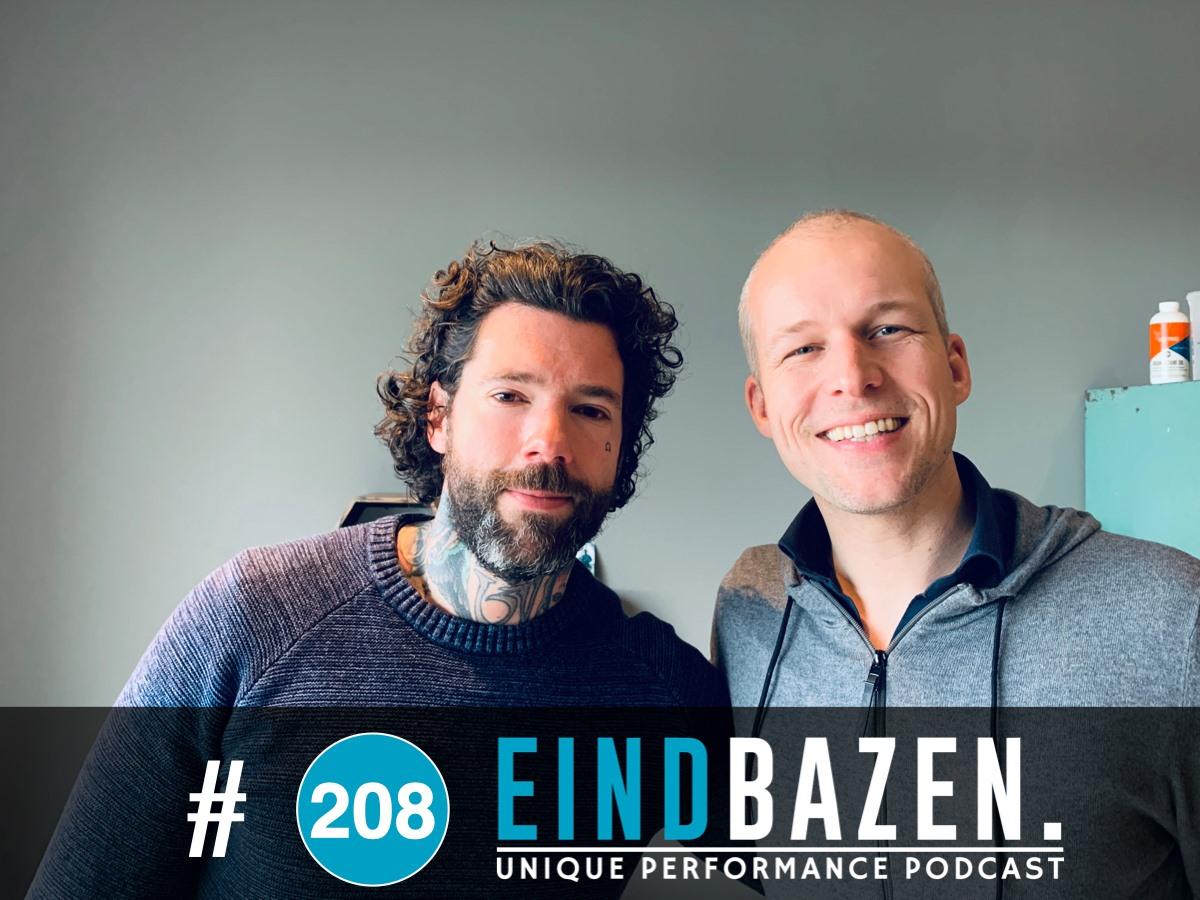 Podcast #208 Henk van Straten - Over de hardheid van het schrijversbestaan en het leven Wordpress