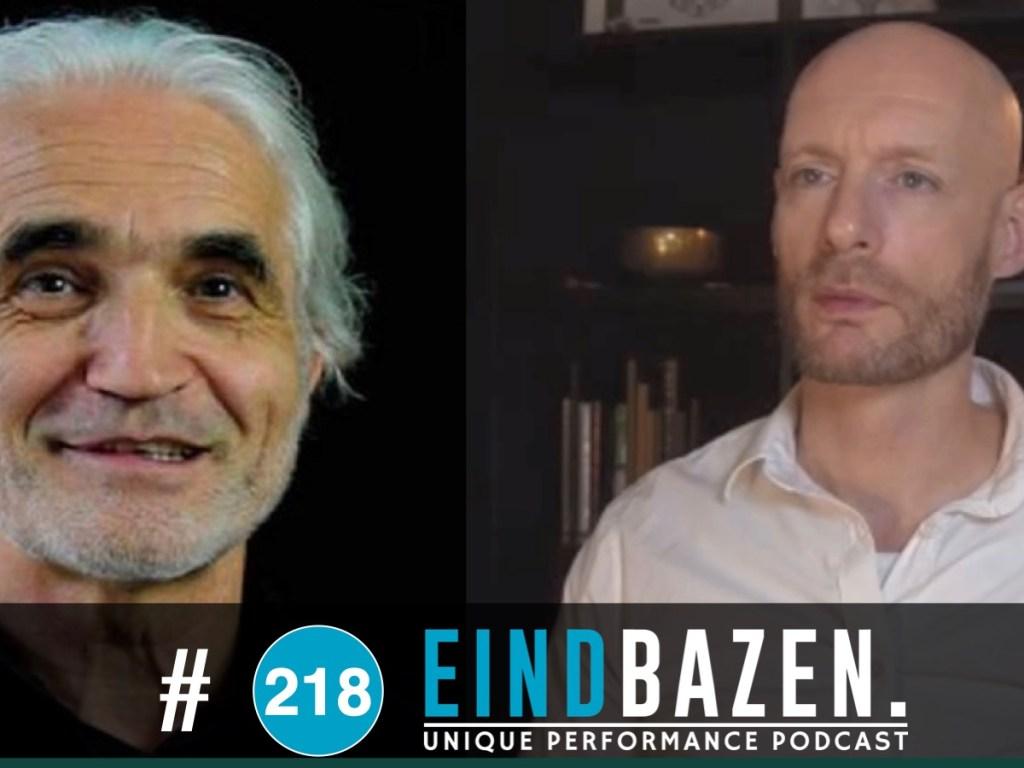 Podcast #218 Jan Bommerez - Over leren loslaten en flow Wordpress