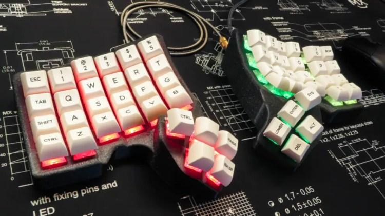 Ergonomic input devices