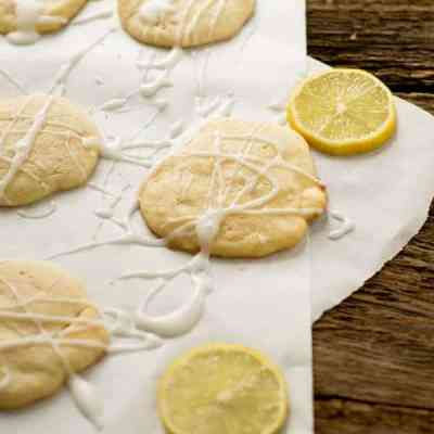 White Chocolate Lemon Cookies (Gastbeitrag)