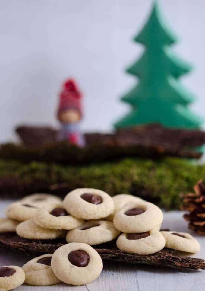 Schokobällchen - wunderbar einfache Weihnachtskekse
