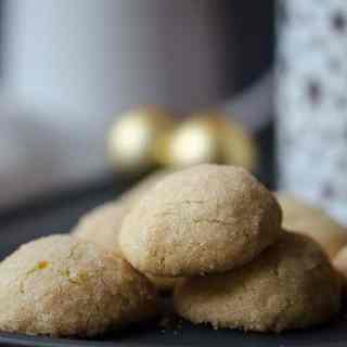 Blogging under the mistletoe – Tür 20 – Zuckrig zimtige Snickerdoodles