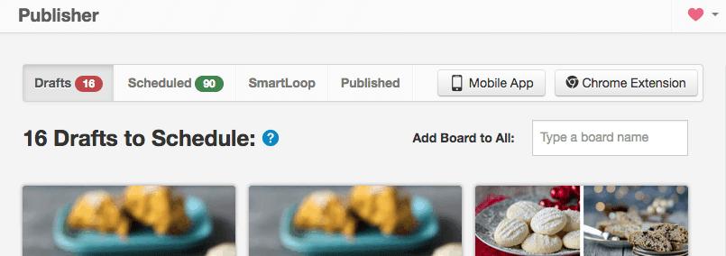 Tailwind für Pinterest richtig und einfach nutzen.www.einepriselecker.de