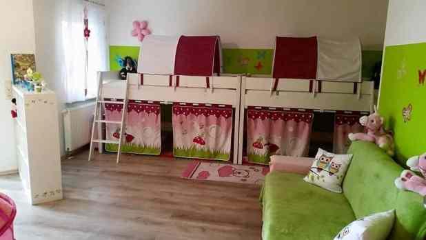 wandfarben zu weissem bett. Black Bedroom Furniture Sets. Home Design Ideas