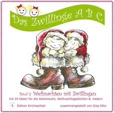 Buch: Weihnachten mit Zwillingen