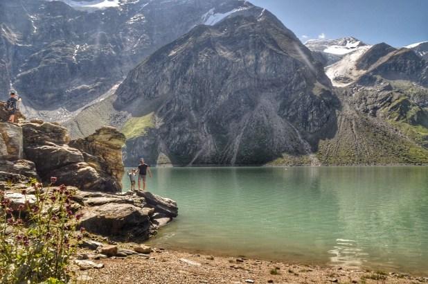 Die Top 11 Ausflugsziele in Zell am See/Kaprun mit Kindern: Mooserboden / Kaprun