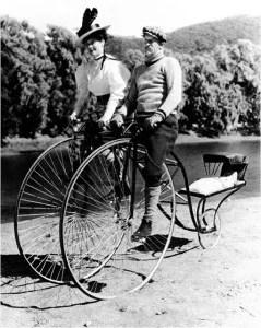 Hochrad-Doppel