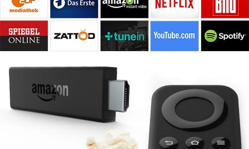 Fire TV Stick ab 7 EUR Fernseher zum Smart TV