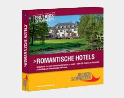 Erlebnis-Geschenkbox 'Romantische Hotels fuer 2'