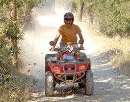 Kurzurlaub mit Quad-Tour in Istrien fuer 2