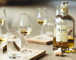Whisky Seminar bei Slyrs am Schliersee