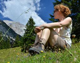 Bergwander-Wochenende fuer Singles