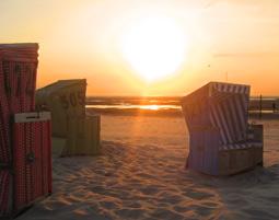 Luxus-Wellness Urlaub auf Langeoog fuer 2