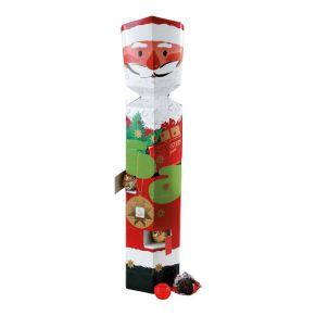 Adventskalender, Santa Claus ohne Alkohol IA.<br>