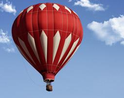 Erleben Sie die eleganteste Art und Weise, sich am Himmel zu bewegen!