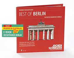 Machen Sie Berlin zur Erlebnis-Hauptstadt!