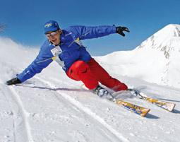 Skivergnuegen mit einem Superstar des Wintersports!